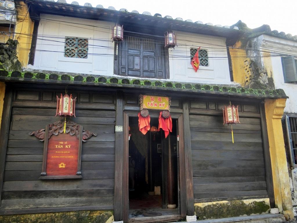 nhà cổ Tân Ký Hội An