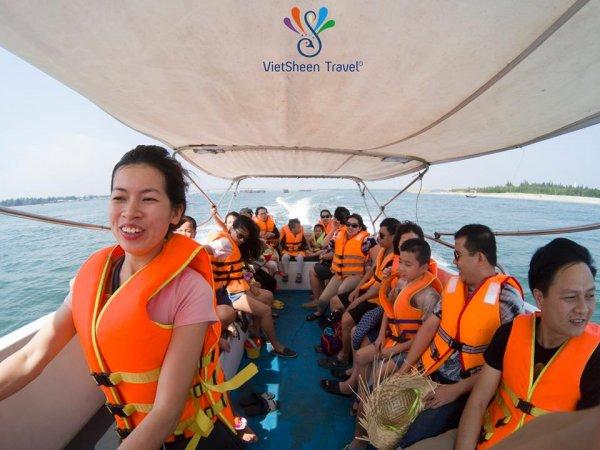 Tour Cù Lao Chàm Đón cảng Cửa Đại