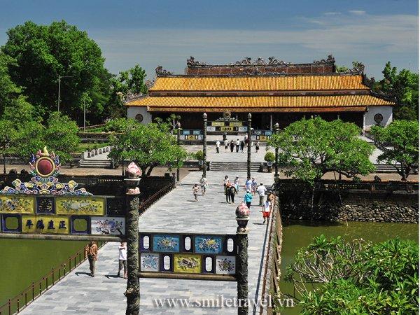Tour tết 2017 Huế City
