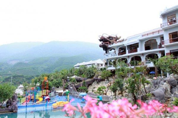 Tour Suối khoáng nóng núi Thần Tài - Tour tết 2017