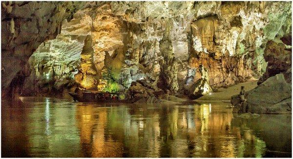 tour Đà Nẵng Phong Nha Thiên Đường