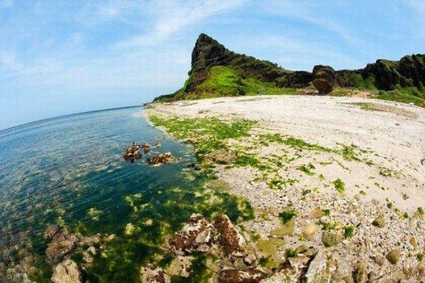Tour Lý Sơn đón cảng Sa kỳ