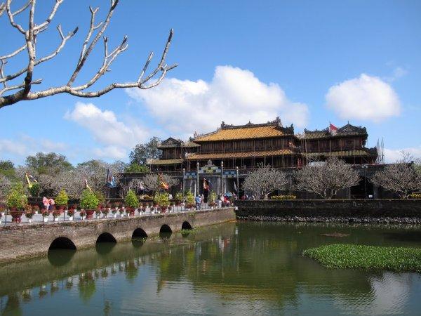 Tour Đà Nẵng - Huế - Phong Nha Thiên đường.